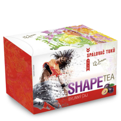 SHAPE TEA – FAT BURNER – PLUM 30G