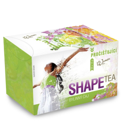 SHAPE TEA – CLEANING – PEACH 30G