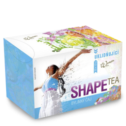 SHAPE TEA – CALMING – VANILLA 30G